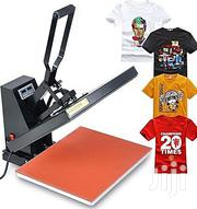 Combo T Shirt Press Machine | Printing Equipment for sale in Abuja (FCT) State, Central Business District