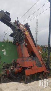 Newly Arrived Clean Tokunbo 8.5tons Hiab Crane | Heavy Equipments for sale in Lagos State, Apapa