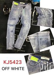 Off White Jeans | Clothing for sale in Lagos State, Lagos Island