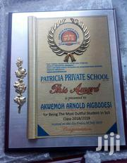 Presentable Wooden Award   Arts & Crafts for sale in Lagos State, Amuwo-Odofin