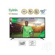 "Syinix 43"" HD LED TV With UI & Local Language 