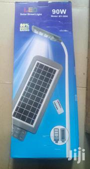 Good Quality 90w Portable All In One Solar Street Light | Solar Energy for sale in Lagos State, Amuwo-Odofin