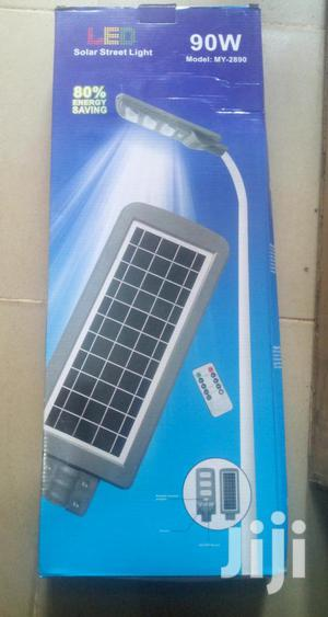 Good Quality 90w Portable All In One Solar Street Light