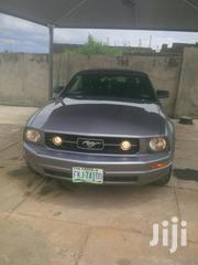 Ford Mustang V6 Deluxe Convertible 2006 Gray | Cars for sale in Oyo State, Ona-Ara
