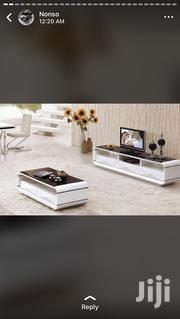 Standard High Quality Set Plasma Stand With Center Table | Furniture for sale in Lagos State, Ojo