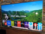 Imported Samsung Smart UHD 4k Tvs 55inch | TV & DVD Equipment for sale in Lagos State, Ojota