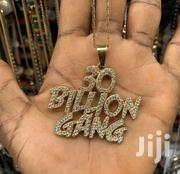 30 Billion Gang Pendant Available With Free Chain | Jewelry for sale in Lagos State, Lagos Island