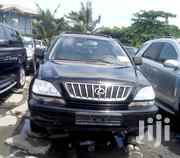 Lexus RX 2003 Black | Cars for sale in Lagos State, Lagos Mainland