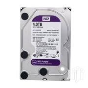 WD Purple Surveillance 4TB Internal HDD | Computer Hardware for sale in Lagos State, Ikeja