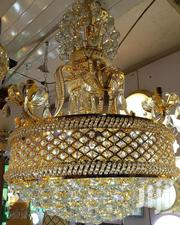 Crystal Gold Chandelier | Home Accessories for sale in Lagos State, Lagos Island