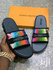 Louis Vuitton Men's Quality Slippers   Shoes for sale in Lagos State, Lagos Island