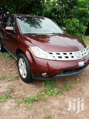 Nissan Murano 2005 SL AWD Red | Cars for sale in Abuja (FCT) State, Kubwa