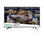 "Hisense Uhd 4k Smart Television 55"" A6103uw + Free Wall Bracket 