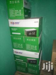 Mpower Brand New Solar Gel Battery With Super Quality | Solar Energy for sale in Edo State, Igueben