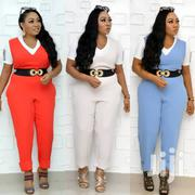 Trending 2 Piece Dungrez Set, It Didn't Come With Belt. | Clothing Accessories for sale in Lagos State, Lagos Mainland