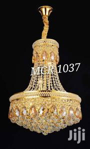 Crystal Golden Chandelier | Home Accessories for sale in Lagos State, Ojo