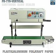 Generic Continuous Sealing Machine Band Sealer Satchet Sealer | Manufacturing Equipment for sale in Imo State, Owerri