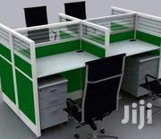 Brand New Smart 4 Seater Office Workstation Table | Furniture for sale in Lagos State, Ikeja