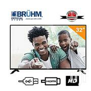 Bruhm BFP-32LEW LED TV 32-inch + FREE Wall Bracket | TV & DVD Equipment for sale in Lagos State, Badagry