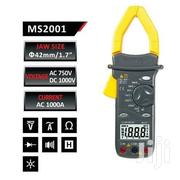 Mastech Digital AC Clamp Meter MS2001 | Measuring & Layout Tools for sale in Lagos State, Isolo