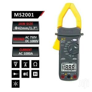Mastech Digital AC Clamp Meter MS2001
