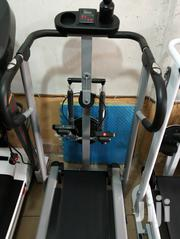 Manual Treadmill With Stepper And Twister | Sports Equipment for sale in Rivers State, Port-Harcourt