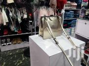 Brand New Gold M&S Cross Bag | Bags for sale in Lagos State, Ojota