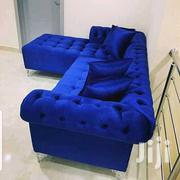 Chesterfield L Shaped Sofa | Furniture for sale in Lagos State, Ajah