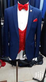 Kenneth Cole Men's Suit Combined With Cravat and Bow Tie | Clothing for sale in Lagos State, Lagos Island