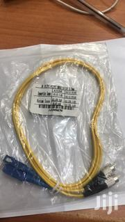 Sc-fc Fiber Patch Cord 1m Sm | Accessories & Supplies for Electronics for sale in Lagos State, Ikeja