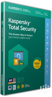 Kaspersky Total Security Multi Devices 10 User   Software for sale in Lagos State, Ikeja