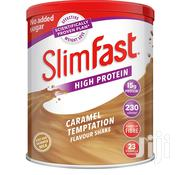 Slimfast High Protein Meal Replacement Shake, Caramel Temptation 438g   Vitamins & Supplements for sale in Lagos State, Lekki Phase 1