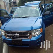 Ford Escape Limited 2012 Blue   Cars for sale in Lagos State, Magodo