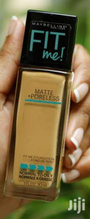 Maybelline Fit Me Foundation   Makeup for sale in Delta State, Oshimili South