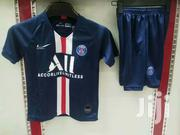 Paris Saint Germain Home JERSEY 19/20 Kid's   Sports Equipment for sale in Plateau State, Jos