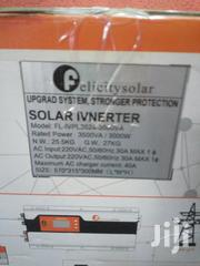 Felicity Solar Inverter 3.5kva 24volts | Solar Energy for sale in Lagos State, Lagos Mainland