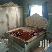 Royal Bed Wit Wardrobe | Furniture for sale in Lagos State, Ojo
