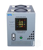 BTS Energy QUICK E 1.5KVA - 24V Inverter With Selectable | Home Appliances for sale in Enugu State, Enugu