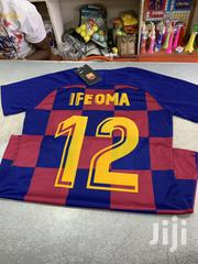 2019/2020 Barcelona Female Jersey With Customize   Sports Equipment for sale in Enugu State, Enugu