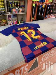 Barcelona Female Jersey With Customize | Sports Equipment for sale in Kwara State, Ilorin East