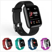 PROMO!!! Blood Pressure Smart Watch Monitor Fitness Tracker | Smart Watches & Trackers for sale in Lagos State, Ikeja