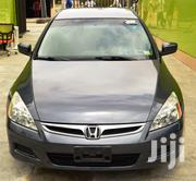 Honda Accord 2007 2.4 Gray | Cars for sale in Lagos State, Lekki Phase 2