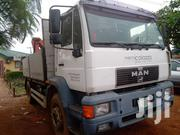 Man Truck With Crane | Trucks & Trailers for sale in Lagos State, Ikorodu