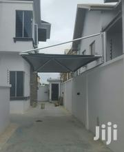 Neat Caroport As Usual | Garden for sale in Lagos State, Lekki Phase 1