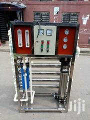 Reverse Osmosis 1000 Liters Per Hour Bottle Water Standard | Manufacturing Equipment for sale in Lagos State, Orile