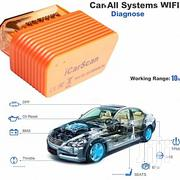 Icarscan Wifi/Bluetooth Automobile Scanner Support Full Scanning ABS | Automotive Services for sale in Cross River State, Calabar