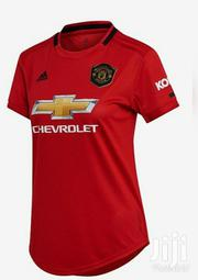 Manchester United Female Jersey 2019/2020   Clothing for sale in Lagos State, Lagos Mainland