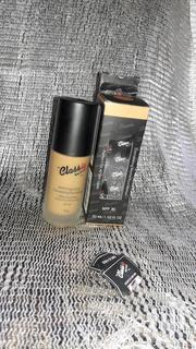 Classic Mattifying Liquid Concealing Foundation - 30g | Makeup for sale in Lagos State, Ikotun/Igando