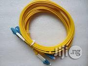 Fiber Patch Cord Sc-lc 10m Sm Duplex | Accessories & Supplies for Electronics for sale in Lagos State, Ikeja