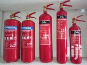 Powder And CO2 Fire Extinguishers | Safety Equipment for sale in Lagos State, Orile